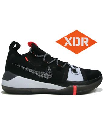 バスケットシューズ バッシュ  ナイキ Nike Kobe AD EP Blk/Multi