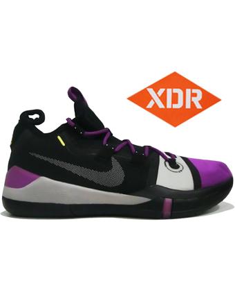 バスケットシューズ バッシュ  ナイキ Nike Kobe AD EP Purp/Blk
