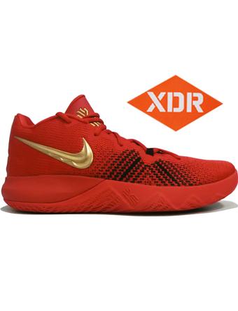 バスケットシューズ バッシュ  ナイキ Nike Kyrie Flytrap EP U.Red/M.Gold/Blk