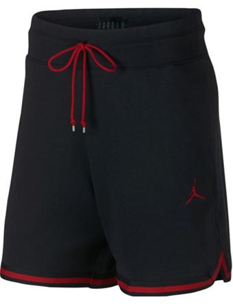バスケットショーツ バスパン ウェア  ジョーダン ナイキ Jordan Jordan Wings Lite 1988 Fleece Shorts Blk/G.Red  ランニング トレーニング ストリート 【MEN'S】