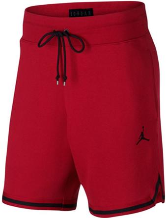 バスケットショーツ バスパン ウェア  ジョーダン ナイキ Jordan Jordan Wings Lite 1988 Fleece Shorts G.Red/Blk  ランニング トレーニング ストリート 【MEN'S】