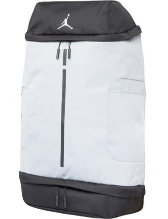 バスケットバッグ バックパック リュック ジョーダン ナイキ Jordan Jordan Velocity Backpack W.Gry/Blk  ランニング トレーニング ストリート