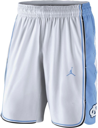 バスケットショーツ バスパン ウェア  ジョーダン ナイキ Jordan Jordan College Authentic On Court Shorts North Carolina  【MEN'S】