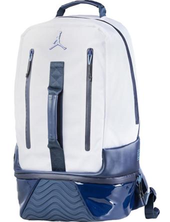 バスケットバッグ バックパック リュック ジョーダン ナイキ Jordan Jordan Retro 11 Backpack M.Nvy/U.Blu  ストリート