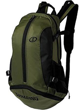 バスケットバッグ バックパック リュック スポルディング Spalding Bag Classy Cager SAGE