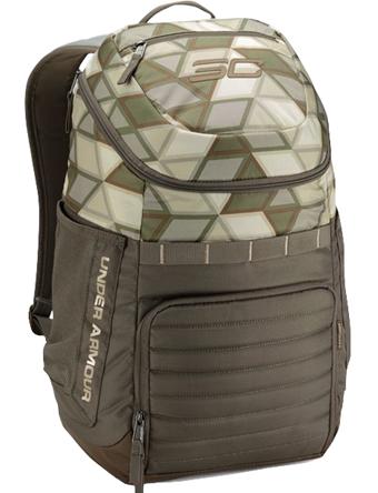 バスケットバッグ バックパック リュック アンダーアーマー UnderArmour SC30 Undeniable Backpack Baja/H.stone/M.V.Gold  ランニング トレーニング ストリート