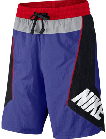 ショーツ バスパン ウェア  ナイキ Nike Throwback Shorts R.Violet/Blk/W.Gry/Wht  ランニング トレーニング ストリート 【MEN'S】