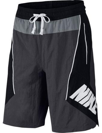 ショーツ バスパン ウェア  ナイキ Nike Throwback Shorts Anthracite/Blk/C.Gry/Wht  ランニング トレーニング ストリート 【MEN'S】