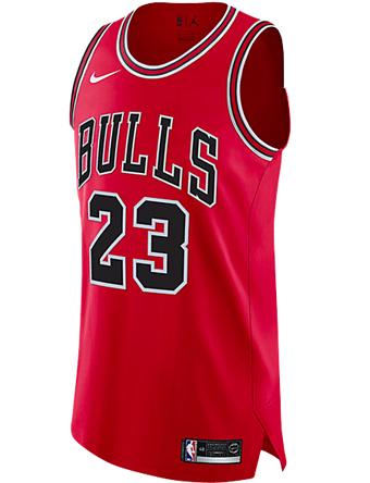 バスケットジャージ ウェア  ジョーダン ナイキ Jordan Michael Jordan Icon Edition Authentic Jersey U.Red/Blk  ランニング トレーニング ストリート 【MEN'S】
