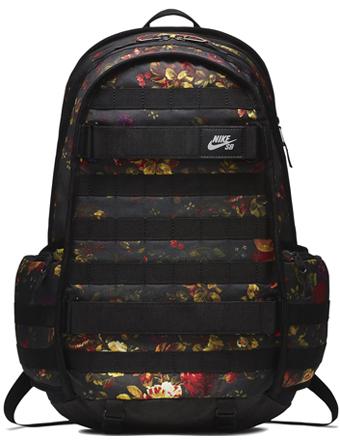 バッグ バックパック リュック ナイキ Nike SB Premium Graphic Backpack Blk  ストリート