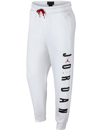 バスケットパンツ ウェア 秋冬物 ジョーダン ナイキ Jordan Jordan Jumpman Air HBR Pants Wht/G.Red  ストリート 【MEN'S】
