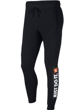 バスケットパンツ ウェア 秋冬物 ナイキ Nike JDI Fleece Jogger Blk/Wht  ストリート 【MEN'S】