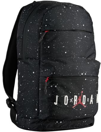 バスケットバッグ バックパック リュック ジョーダン ナイキ Jordan Jordan Air Jordan Backpack Blk/Wht  ストリート