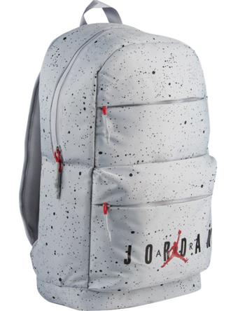 バッグ バックパック リュック ジョーダン ナイキ Jordan Jordan Air Jordan Backpack W.Gry/Blk  ストリート