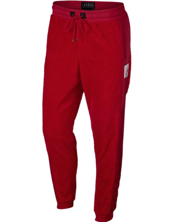 バスケットパンツ ウェア 秋冬物 ジョーダン ナイキ Jordan Jordan Wings of Flight Pants G.Red/Blk  ストリート 【MEN'S】