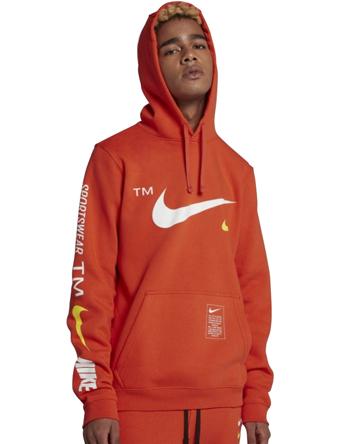 パーカー ウェア 秋冬物 ナイキ Nike Microbrand Pullover Hoodie T.Org  ストリート 【MEN'S】
