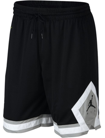 バスケットショーツ バスパン ウェア  ジョーダン ナイキ Jordan Jordan Tinker Mesh Shorts Blk/L.S.Gry/Wht  ストリート 【MEN'S】