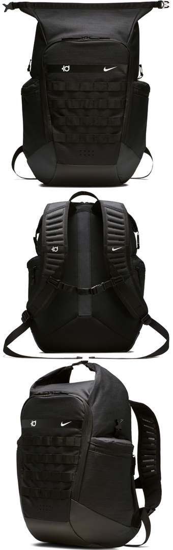 7b93acaa9c2 Basket bag backpack rucksack Nike Nike KD Trey 5 Basketball Backpack  Blk Wht street