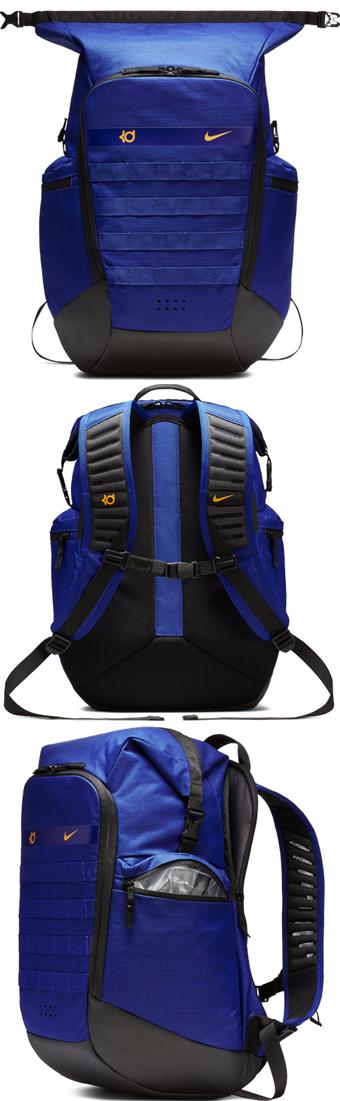 89c44ede83bb ... Basket bag backpack rucksack Nike Nike KD Trey 5 Basket bag backpack  rucksack Nike Nike KD Trey 5 Basketball Backpack D Royal Blk U Gold ...