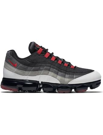 シューズ スニーカー ランニング  ナイキ Nike Air VaporMax 95 Wht/H.Red/D.Pewter/Granite  ランニング トレーニング ストリート