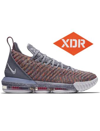 バスケットシューズ バッシュ  ナイキ Nike Lebron 16 EP Multi