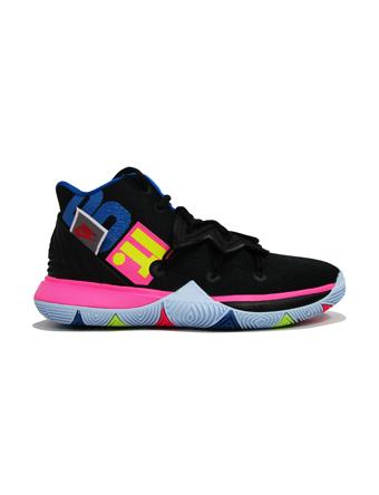 バスケットシューズ Blk/H.Pink/Volt ジュニア
