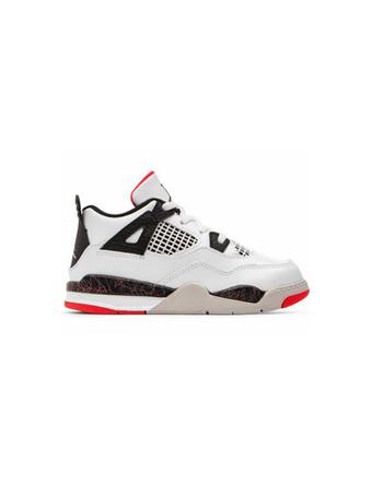 バスケットシューズ ジュニア キッズ バッシュ スニーカー  ジョーダン ナイキ Jordan Air Jordan 4 Retro