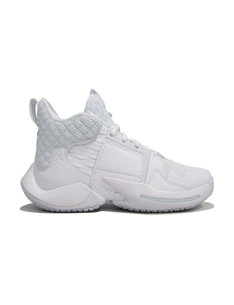 best website f992b 42676 UltimateCollection  Basketball shoes youth kids basketball shoes Jordan  Nike Jordan Jordan Why Not Zer0.2 GS GS Wht O.Wht kids   Rakuten Global  Market