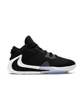 バスケットシューズ Nike ジュニア【GS】キッズ キッズ 1 バッシュ ナイキ Nike Zoom Freak 1 GS GS Blk/Wht/L.Grn【GS】キッズ, JIMAXBABY:87685f6a --- ww.thecollagist.com