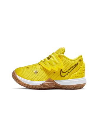 バスケットシューズ ジュニア キッズ バッシュ スニーカー  ナイキ Nike Kyrie 5 SBSP TD