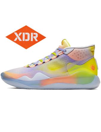 バスケットシューズ バッシュ  ナイキ Nike KD 12 EYBL EP