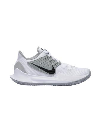 バスケットシューズ ジュニア キッズ バッシュ  ナイキ Nike Kyrie Low 2 GS GS Wht/Blk/Silver  【GS】キッズ