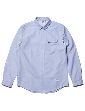 バスケットロング Tシャツ ウェア  アクター AKTR TWB L/S SHIRTS GRAY  ストリート 【MEN'S】