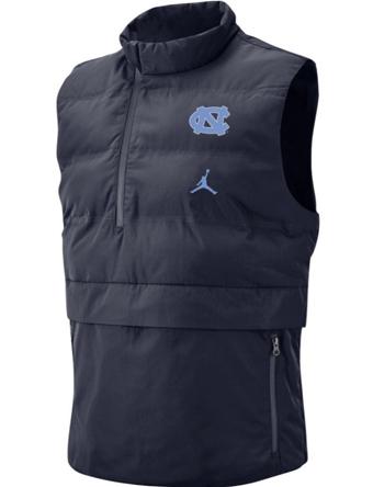 バスケットジャケット ウェア 秋冬物 ジョーダン ナイキ Jordan Jordan College 23 Tech Vest Tar Heels  ランニング トレーニング ストリート 【MEN'S】