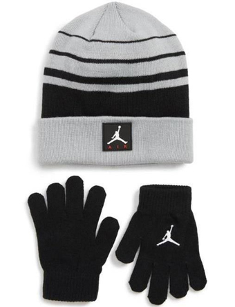 3f056f8c378781 Basket cap beanie youth kids Jordan Nike Jordan Jordan Air Beanie and  Gloves Set W.Gry running training strike Toko Lee thing