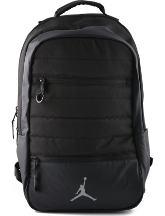 バスケットバッグ バックパック リュック ジョーダン ナイキ Jordan Jordan AirBorne Backpack Blk  ストリート