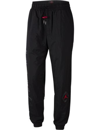 バスケットパンツ ウェア 秋冬物 ジョーダン ナイキ Jordan Jordan Retro 6 Nylon Pants Blk  ランニング トレーニング ストリート 【MEN'S】