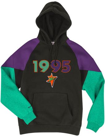 バスケットパーカー ウェア 秋冬物 ミッチェルアンドネス Mitchell&Ness Trading Block Hoody All-Star 1995 All-Star1995  ストリート 【MEN'S】