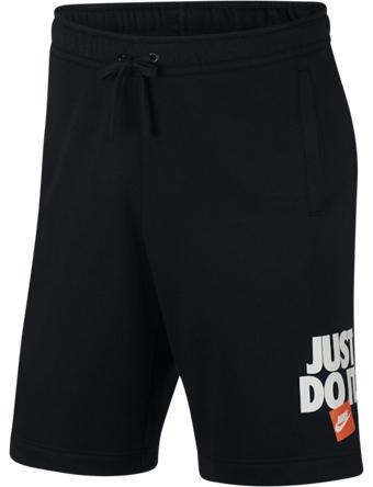 バスケットショーツ バスパン ウェア  ナイキ Nike JDI Fleece Shorts Blk  ランニング トレーニング ストリート 【MEN'S】
