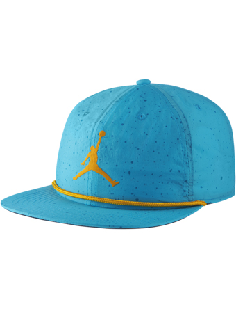 バスケットキャップ ビーニー  ジョーダン ナイキ Jordan Jordan Poolside Cap L.B.Fury/Blk/U.Gold  ストリート