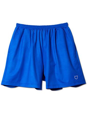 バスケットショーツ バスパン ウェア アクター AKTR SHORT WIDE SHORTS BLUE 【MEN'S】