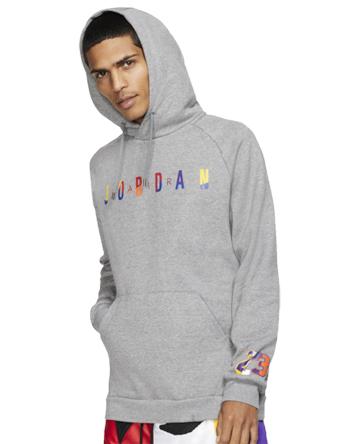 バスケットパーカー ウェア 秋冬物 ジョーダン Jordan Jordan Sport DNA HBR Fleece Hoodie C.Heather  ストリート 【MEN'S】