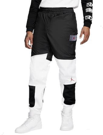 バスケットパンツ ウェア 秋冬物 ジョーダン Jordan Jordan Retro 11 Pants Blk/Wht/Gym Red  ストリート 【MEN'S】