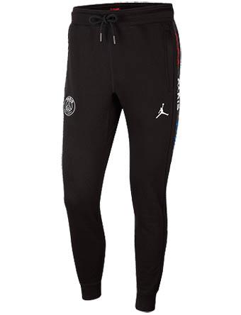 バスケットパンツ ウェア 秋冬物 ジョーダン Jordan Jordan Paris Fleece Pants Blk/Hyper Cobalt  ストリート 【MEN'S】