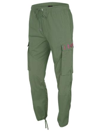 バスケットパンツ ウェア 秋冬物 ジョーダン Jordan Jordan Sport DNA Cargo Pants Thermal Green/Thermal Green/Digital Pink  ランニング トレーニング ストリート 【MEN'S】