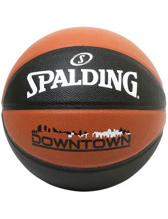 COMPOSITE 安い 激安 プチプラ 高品質 アクセサリーからフィギュア タオルなど豊富 バスケットボール 5号球 スポルディング composite 安全 Spalding Blk DownTown Brown