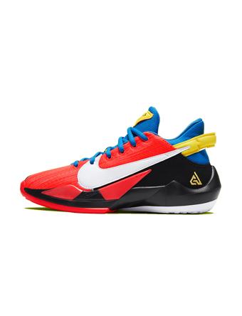 2020特集 バスケットシューズ バッシュ ナイキ Nike Zoom Freak 2 GS
