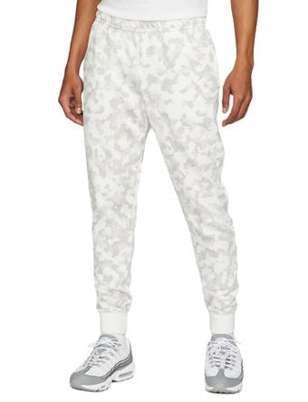 NSW オンラインショップ スウエット パンツ パーカー 続々入荷 バスケットパンツ ウェア 秋冬物 ナイキ Nike 購買 MEN'S Terry Wht Camo ストリート Jogger Pants Club French