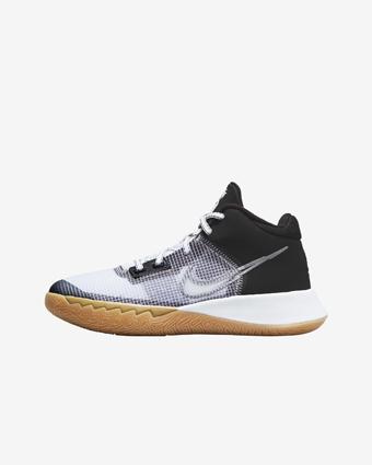 海外限定ものが豊富 バスケットシューズ バッシュ ナイキ Nike 当店一番人気 Kyrie Flytrap Wht CoolGry IV EP Blk MTLC 毎週更新