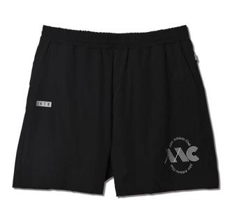 豊富な種類から選べる 店 手数料無料 バスケットショーツ バスパン ウェア アクター AKTR BLACK ATHLETIC SHORTS MEN'S AAC